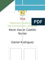 Materiales Conductore, Semiconductores y Aislantes