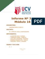Informe 3 - M16m