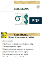 130009875 Exposicion Six Sigma Ppt
