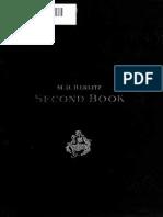 secondbookfortea00berlrich_bw