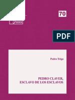 Eides 70, Pedro Claver Esclavo de Los Esclvos