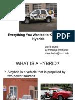 Hybrids vehicle