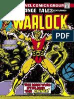 Strange Tales 178 Warlock