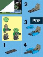 Lego 6943-1