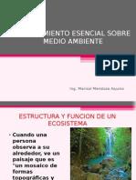 Ecosistemas - Sesión 3