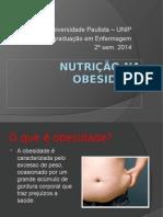 Nutrição Na Obesidade