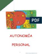 Autonomia Personal y Habilidades Sociales