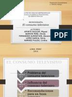 Diapositivas Del Consumo Televisivo