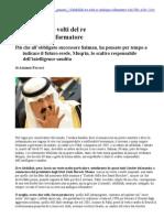 Arabia Saudita-rege Mort