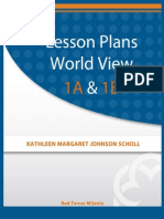 Lesson Plans Worldview