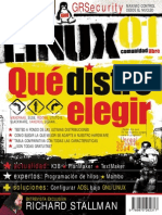 Revista User Linux Tomo 1