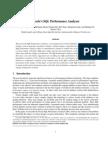 Oracle's SQL Performance Analyzer