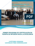 USO DE CVA EN HD