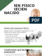 Examen Físico Del Recién Nacido