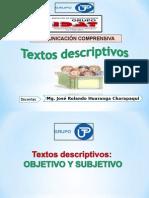 Textos Descriptivos-objetivos-subjetivos 606