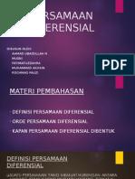 Persamaan Diferensial Bag.1