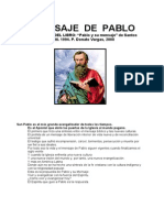 El Mensaje de Pablo