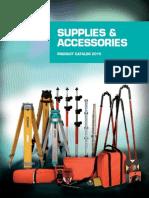 Sokkia 2015 Supply Catalog