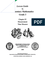 LESSON GUIDE - Gr. 3 Chapter IV -Measurement -Time Measurement v1.0(1).pdf