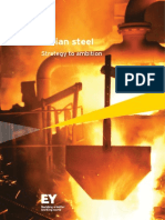 1 EY Indian Steel Strategy to Ambition