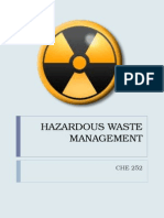 HAZARDOUS WASTE MANAGEMENT.ppt