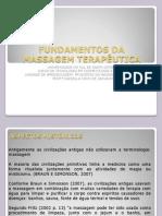 Fundamentos Da Massagem Terapêutica