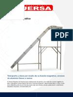 Catálogo Elevador Magnético