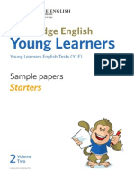 153309 Starters Sample Papers