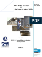 LRFD Design Example of Steel Girder Bridge