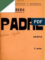 August Stringberg - El Padre