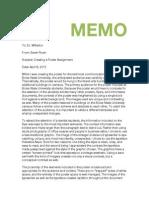 poster memo -2