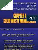 Chap 4 Waste Management