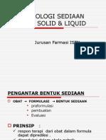 teknologi sediaan semi solid dan liquid