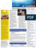 Business Events News for Mon 20 Apr 2015 - AVANI Oz debut in Perth, Hilton's first showcase, EEAA gets proactive, Hobart wins int symposium, and much more