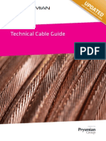 Technical Cable Guide