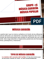 Musica Caribeña Y Popular