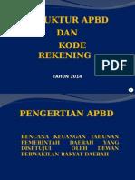 1 Struktur Apbd Dan Kode Rekening