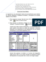 Tutorial Circuit Maker (Spanish)