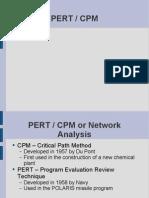 Pert Cpm Example
