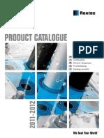 Roxtec Product Catalogue GB FI RU SE IT 2011 2012