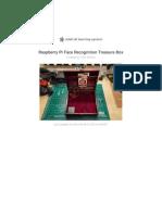 Raspberry Pi Face Recognition Treasure Box (1)