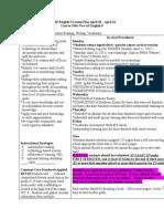 32  pre-ap english 9 lesson plan april 20-april 24 - copy