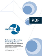 Rainwater Harvesting Workshop Manual-UK-RHA_2012