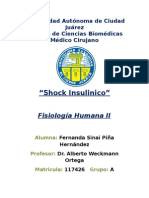 Protocolo de Shock Insulinico1