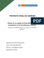 BioFeedback Proyecto Fin Carrera
