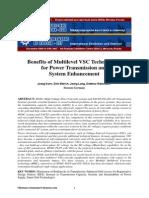 HVDC-TransSys-Benefits of Multilevel VSC ENR 07-12 v 1a