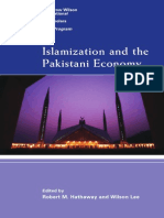 Islamization and Pakistani Economy - Woodrow Wilson Center