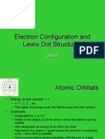 Notes Electron Configuration and EDD