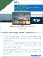 Laporan Kegiatan Survey I - Lokasi Penelitian Rote_Apr2014