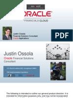 Financials Cloud Overview